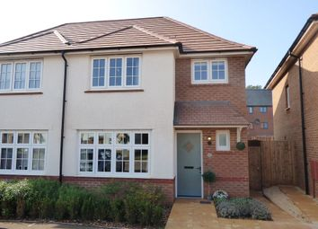 Thumbnail 3 bed semi-detached house for sale in Worrell Road, Frenchay, Bristol