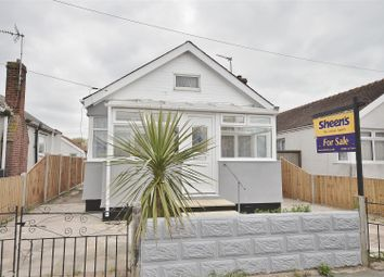 Thumbnail 2 bed detached bungalow for sale in Rosemary Way, Jaywick, Clacton-On-Sea