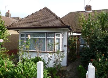 Thumbnail 2 bed semi-detached bungalow for sale in Brunswick Gardens, Hainault