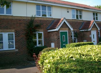 Thumbnail 2 bed terraced house to rent in 2 Bed Modern Terrace, Harriet Drive, Rochester