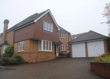 Thumbnail 5 bed detached house to rent in Meadowbank Close, Bovingdon, Hemel Hempstead