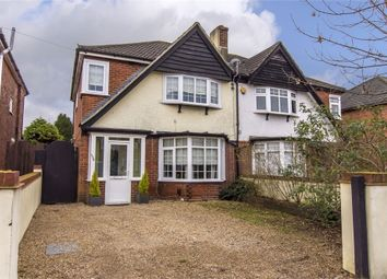 Thumbnail 3 bed semi-detached house for sale in Spring Road, Sholing, Southampton, Hampshire