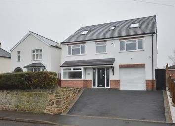 Thumbnail 5 bed detached house for sale in Off Kings Croft, Old Allestree Village, Derby