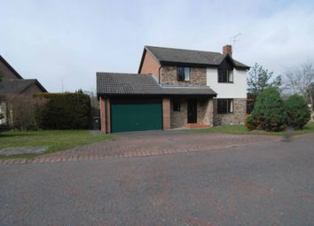 Thumbnail 4 bed detached house to rent in Loughbrow Park, Hexham