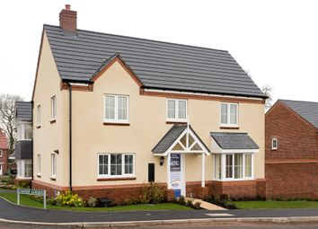 "Thumbnail 4 bed detached house for sale in ""The Montpellier"" at Stafford Road, Eccleshall, Stafford"