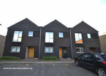 Thumbnail 3 bed terraced house for sale in Headland Street, Newhall, Harlow, Essex