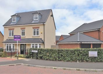 Thumbnail 5 bed detached house for sale in Bradfield Way, Waverley, Rotherham