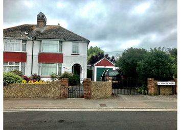 Thumbnail 3 bed semi-detached house for sale in St. Marys Road, Romney Marsh