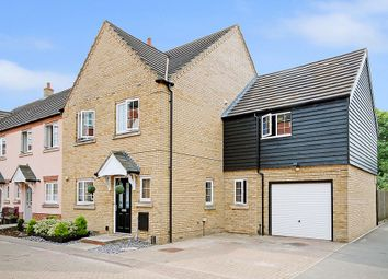 Thumbnail 5 bed end terrace house for sale in Guernsey Way, Littleport