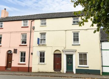 Thumbnail 3 bed town house for sale in Watton, Brecon, Powys LD3,