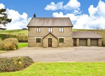 Thumbnail 5 bed detached house for sale in Glyn Ogwr, Glynogwr, Bridgend