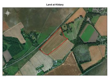 Thumbnail Land for sale in Prime Arable Land In Easter Ross, Kildary, Easter Ross