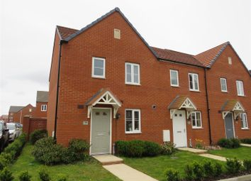 Thumbnail 3 bed end terrace house for sale in Stryd Bennett, Parc Y Strade, Llanelli