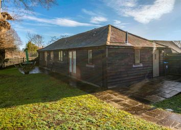 Thumbnail 2 bed bungalow to rent in West Haxted Farm, Haxted Road, Edenbridge, Kent