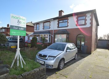 Thumbnail 3 bed semi-detached house for sale in Stand Lane, Radcliffe, Manchester
