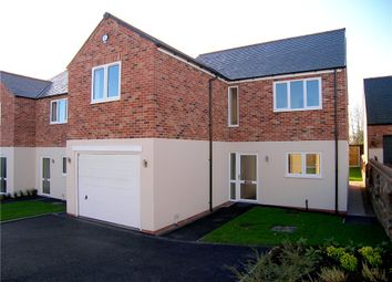 Thumbnail 4 bedroom detached house for sale in Goose Green Lane, Shirland, Alfreton