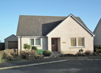 Thumbnail 3 bed detached bungalow for sale in Springfield Drive, Duns