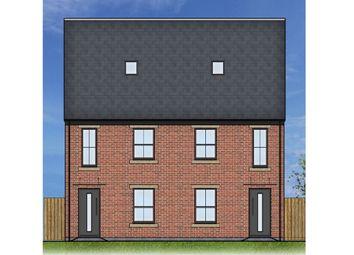 Thumbnail 3 bed semi-detached house for sale in 4B Ketton Walk, Gawber, Barnsley