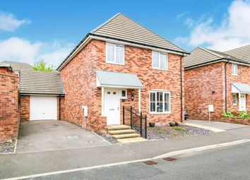 Thumbnail 4 bed detached house for sale in Golwg Y Coed, Barry