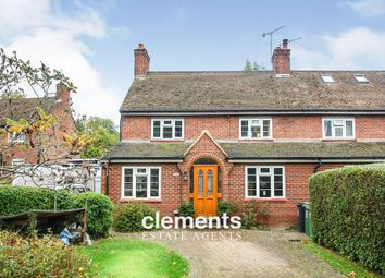 Rucklers Lane, Kings Langley WD4. 4 bed semi-detached house