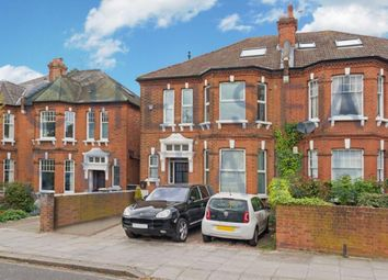 Thumbnail 2 bed flat to rent in Minster Road, West Hampstead Borders
