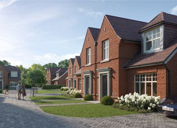 Thumbnail 3 bed terraced house for sale in Old School House, Sandpit Hall Road, Chobham, Surrey