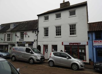 Thumbnail 1 bed flat to rent in Market Place, Saxmundham, Suffolk, England