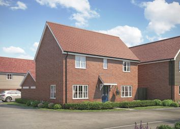 Thumbnail 3 bed semi-detached house for sale in Regiment Gate, Off Essex Regiment Way, Chelmford, Essex