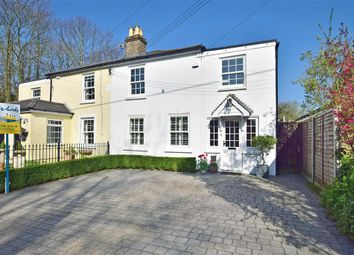 Thumbnail 3 bed semi-detached house for sale in White Post Lane, Sole Street, Kent
