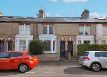 Thumbnail 3 bedroom terraced house to rent in Marshall Road, Cambridge