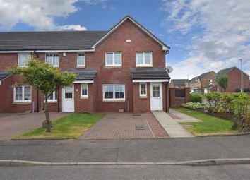 Thumbnail 3 bedroom end terrace house for sale in Moorpark Square, Renfrew