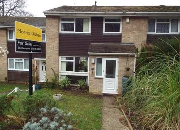 Thumbnail 3 bedroom terraced house for sale in Dunvegan Drive, Southampton