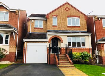 Thumbnail 4 bed detached house for sale in Peel Drive, Wilnecote, Tamworth