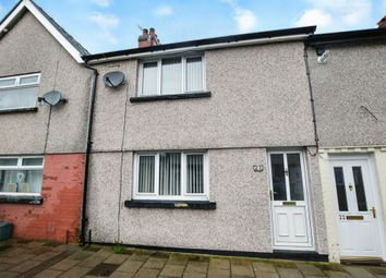 Thumbnail 2 bed terraced house for sale in Asquith Street, Tir-Y-Berth, Hengoed