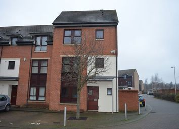 Thumbnail 4 bed end terrace house to rent in Standside, St James, Northampton