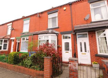 Thumbnail 2 bed terraced house to rent in Nield Road, Denton, Manchester