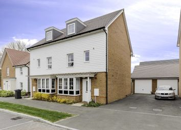 4 bed semi-detached house for sale in Bunyard Way, Allington, Kent ME16