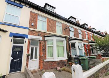 Thumbnail 4 bedroom terraced house for sale in Manor Road, Wallasey
