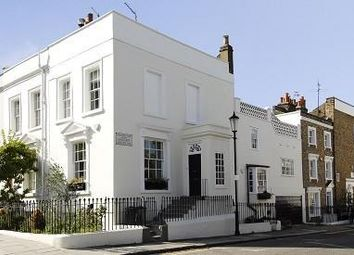 Thumbnail 3 bed end terrace house to rent in Kensington Place W8,