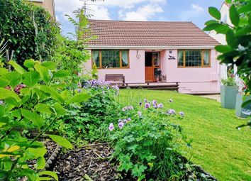 Thumbnail 3 bedroom detached bungalow for sale in Mountain Road, Bedwas, Caerphilly