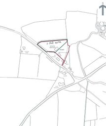 Thumbnail Land for sale in Crownthorpe, Wicklewood, Wymondham
