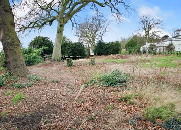 Thumbnail Land for sale in The Grange, Town Street, Bramcote