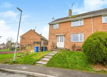 Thumbnail 3 bed semi-detached house for sale in Adelaide Crescent, Burton-On-Trent, Staffordshire