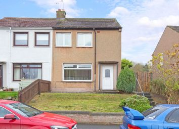 Thumbnail 2 bed semi-detached house for sale in 33 Maclean Place, Gorebridge