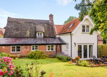 Thumbnail 4 bed property for sale in Welbeck Road, Bergh Apton, Norwich