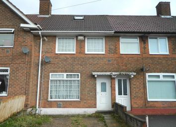 Thumbnail 2 bed semi-detached house to rent in Kirton Grove, Stechford, Birmingham