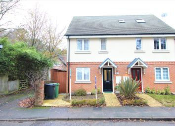 Thumbnail 2 bed semi-detached house for sale in Deepcut Bridge Road, Deepcut, Surrey
