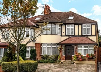 Thumbnail 5 bed semi-detached house for sale in Kings Avenue, Woodford Green