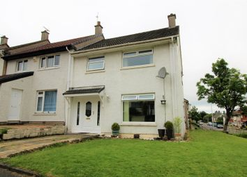 Thumbnail 3 bedroom end terrace house for sale in Hudson Way, East Kilbride