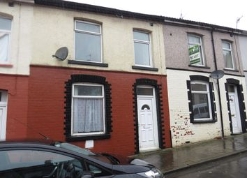 Thumbnail 3 bed terraced house to rent in Francis Street, Tonypandy